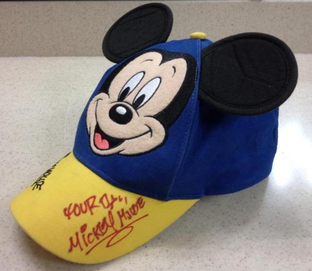 1st time Mickey