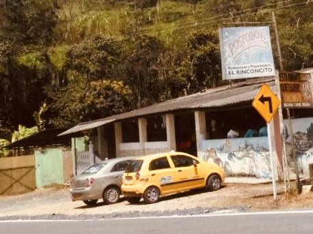 El Rinconcito, Moniquira, Boyaca, Colombia